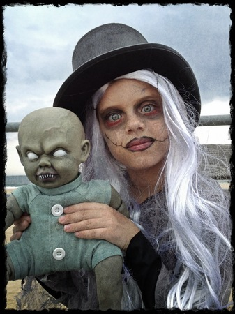 Zombie Child and Baby